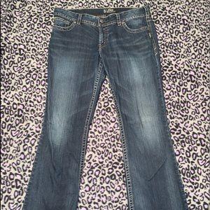 Silver Jeans Company Suki Jeans